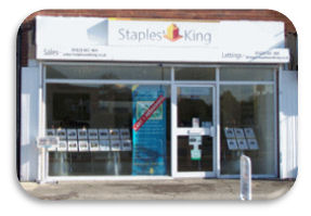 Staples & King